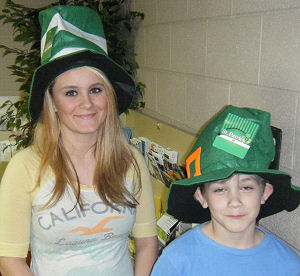 Hats for St. Patrick's Day